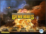 C&C Generals - Splash Screen